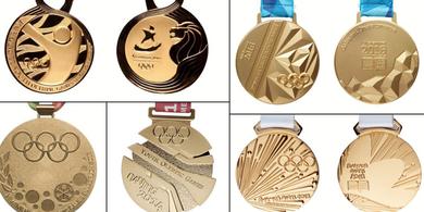 Kompetisi Desain Medali Olimpiade Junior Musim Dingin 2020 DIbuka