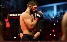 Menghitung Hari UFC 254, Khabib Nurmagomedov Makin Pede Tenggelamkan Gaethje