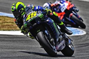 MotoGP Republik Ceska 2020 - Kondisi Sirkuit Brno Buat Valentino Rossi Dilema Pilih Jenis Ban
