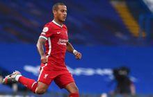 Thiago Alcantara Disebut Membuat Permainan Liverpool Jadi Lambat