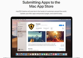 Apple Mulai Undang Developer Daftarkan Aplikasi untuk macOS Catalina
