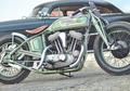 Harley-Davidson XL 1200, Romantisme Desain Boardtrack Tahun 1920-an