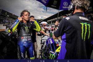 Campur Aduk Perasaan Valentino Rossi, Pesimistis Tatap MotoGP Catalunya 2020 dan Menanti Nasib dengan Petronas Yamaha