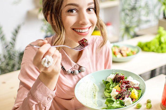 Tetap Bisa Makan Apa Aja Coba Diet 5 Gigitan Tiap Makan Agar
