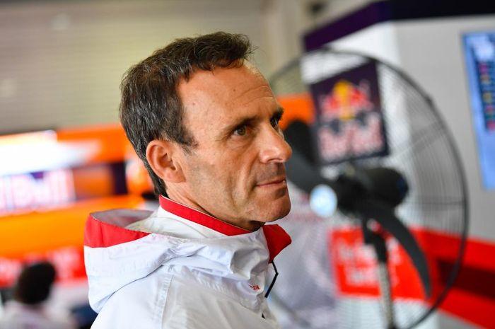 Alberto Puig, kepala tim Repsol Honda