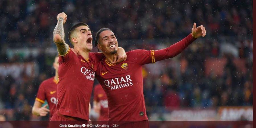 RESMI, AS Roma Permanenkan Dua Pemain yang Berstatus Pinjaman