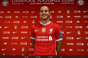 Chelsea Vs Liverpool - Thiago Alcantra Bisa Debut di Laga Big Match