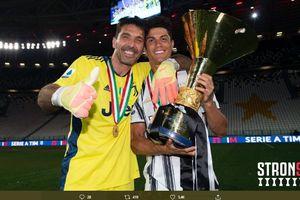 Cristiano Ronaldo Kirim Kode Bakal Bertahan di Juventus Musim Depan Lewat Hal Ini