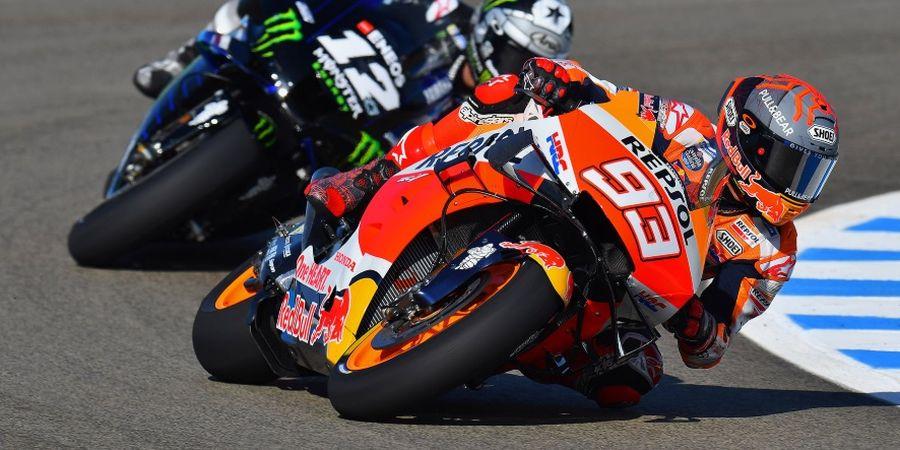 Finis Kedua pada MotoGP Jerez 2020, Vinales Dapat Wangsit dari Marc Marquez
