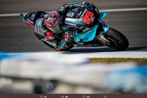 Raih Hasil Buruk di Seri Ketiga, Fabio Quartararo Ingin Balas Dendam pada MotoGP Austria 2020