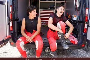Pesan Penuh Makna Marc Marquez buat Alex Marquez yang Crash di MotoGP Teruel