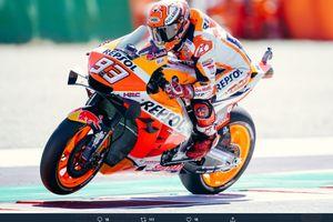 MotoGP Portugal 2021 - Bongkar Kelemahannya Sendiri, Marc Marquez Ogah Termakan Ambisi