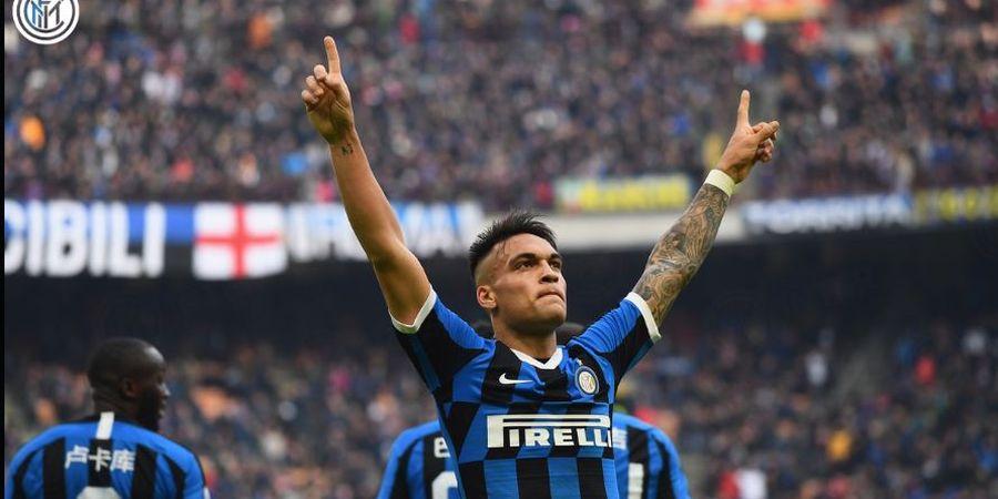 Luis Suarez Desak Lautaro Martinez untuk Tetap Bertahan di Inter Milan