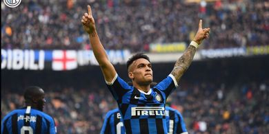 Tak Dijual Inter Milan, Barcelona Siap Gaji Martinez Dua Kali Lipat