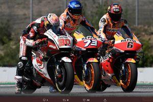 Honda Makin Pincang Usai Satu Pembalapnya Dibekap Cedera dan Absen di MotoGP Emilia Romagna 2020