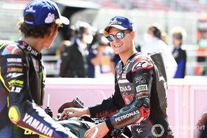 Pengorbanan Besar Fabio Quartararo demi Geber Motor yang Sama dengan Valentino Rossi