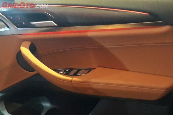 Fitur Memory Seat di BMW X4