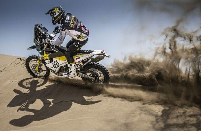 Andrew Short ingin tetap fokus dan menghindari kesalahan dalam navigasi di Reli Dakar 2019