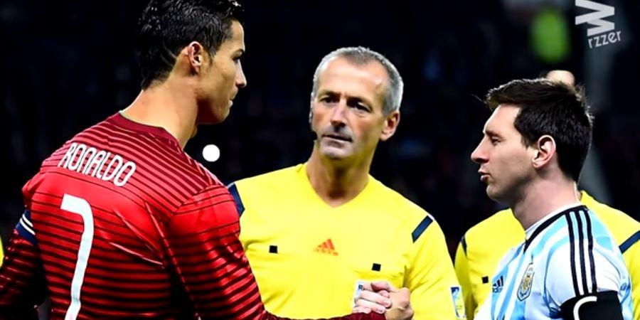 Di Usia Tua, Ada Perubahan Penting dalam Diri Messi dan Ronaldo