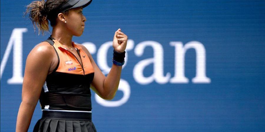 US Open 2019 - Hentikan Langkah Petenis 15 Tahun, Naomi Osaka Melaju