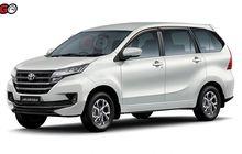Prediksi Dimensi Toyota Avanza Baru, Akankah Lebih Besar Dibanding Rush?