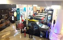 Genjot Penjualan, Chevrolet Gelar Promo di Pusat Perbelanjaan