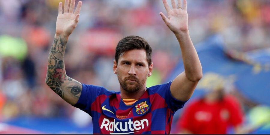 Messi: Titel Liga Spanyol Lebih Penting Ketimbang Gelar Liga Champions