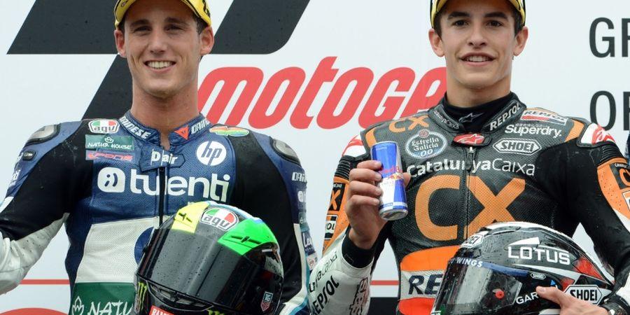 Marc Marquez Kelewat Barbar di MotoGP Jerez 2020? Calon Rekan Pasang Badan