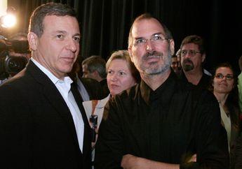 CEO Disney: Jika Steve Jobs Masih Hidup, Disney & Apple Bisa Bersatu