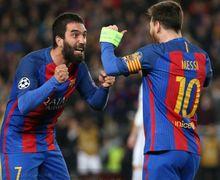 Berani Ganggu Istri Orang, Siapa Sangka Pasangan Pemain Barcelona Ini Ternyata Cantik Banget!