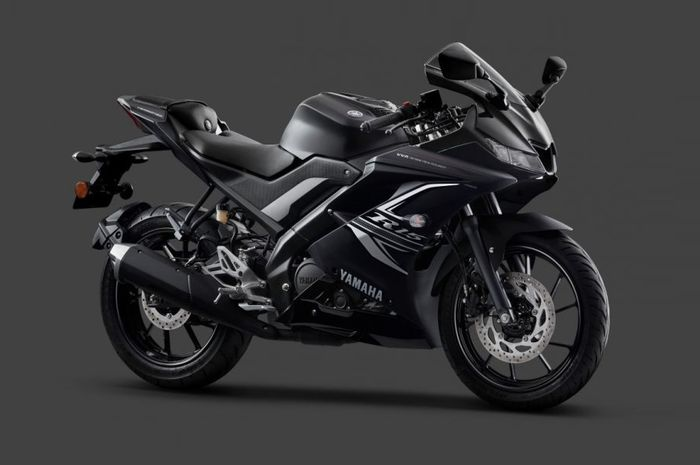 Warna baru Yamaha All New R15 India
