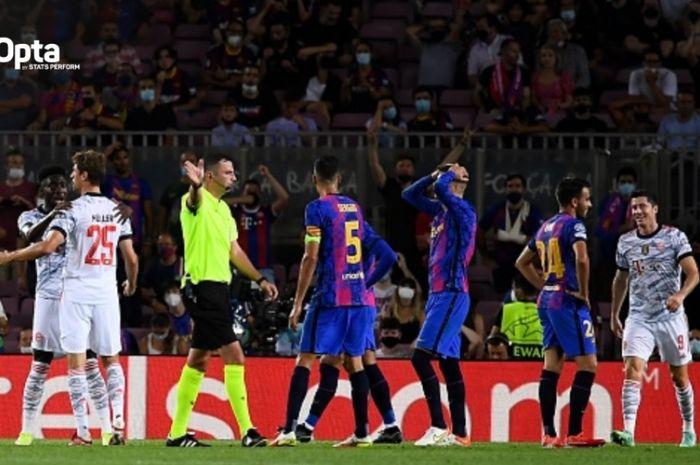 Barcelona disebut-sebut sudah tak tentu arah karena pelatih, para pemain, dan presiden klub sudah tak satu jalan.