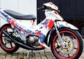 Sadis Motor 2-Tak Legendaris Yamaha 125Z Dimodif Bengkel Legendaris CMS