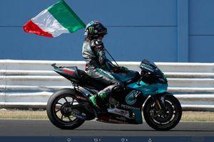 Rahasia Franco Morbidelli Juara MotoGP Teruel 2020 dan Taklukkan Sirkuit yang Jadi Momok Valentino Rossi