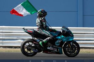 Maverick Vinales Anggap Franco Morbidelli Seharusnya Pantas Dapat Motor Pabrikan Yamaha Terbaru