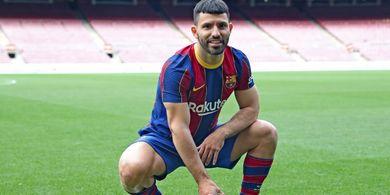 Barcelona vs Valencia - Ronald Koeman Isyaratkan Sergio Aguero Bakal Lakoni Debut Resmi