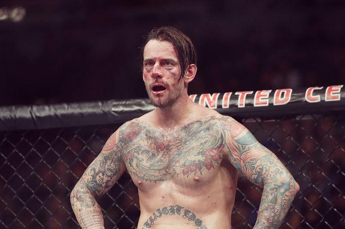 CM Punk di UFC 225