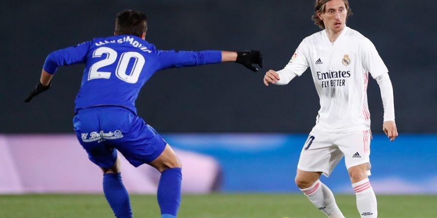 Betah di Real Madrid, Luka Modric Impikan Kontrak Baru 1 Tahun Lagi