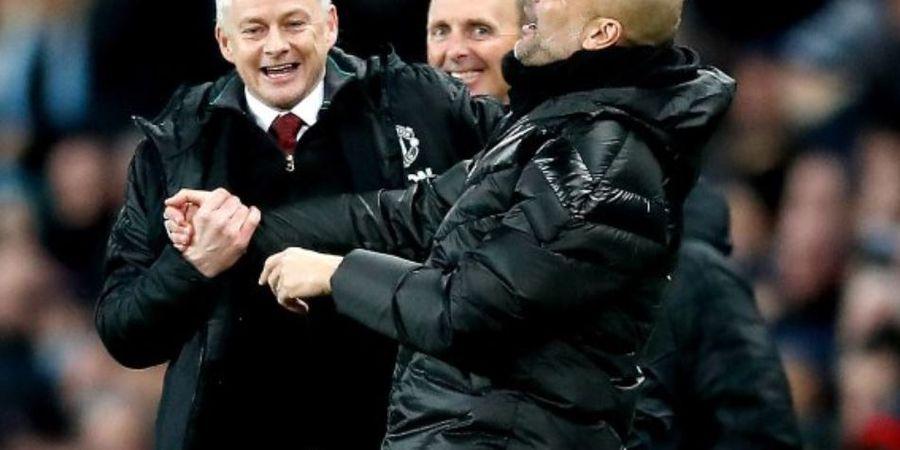 Setelah Mourinho dan Klopp, Solskjaer Ikut Komen soal Manchester City