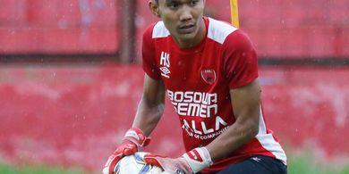Kiper PSM Hilman Syah Dibidik Klub Indonesia yang Banyak Uang
