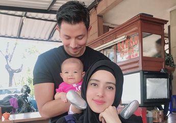 Berusia 4 Bulan, Fairuz A Rafiq Sudah  Ajak Bayinya ke Lokasi Syuting
