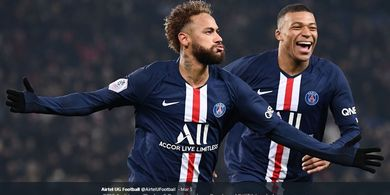 PSG Akui Tidak akan Memohon Kylian Mbappe dan Neymar untuk Bertahan
