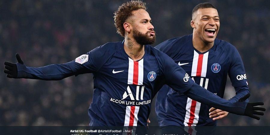 PSG Tak Akan Menjual Neymar dan Mbappe karena Kebiasaan yang Tak Biasa