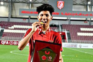 Profil Khuwailid Mustafa, Pemain Liga Qatar yang Dipantau Shin Tae-yong