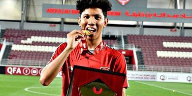 Enam Fakta Khuwailid Mustafa, Pemain Liga Qatar yang Dipantau Shin Tae-yong