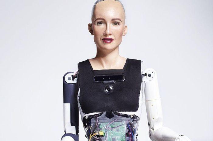 Yuk, Kenalan dengan Sophia, Robot Masa Depan