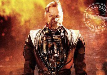 Begini Penampakan Bane di Serial Gotham, Bocoran dari Tze Chun Nih!