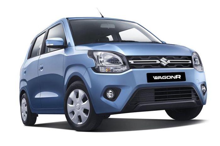 Suzuki Wagon R baru resmi dirilis