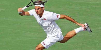 Federer Tak Mau Lagi Berhadapan dengan Wawrinka di Miami Open 2019