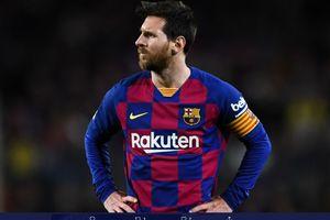 Barcelona Vs Napoli - Lionel Messi Rusak Rekor Ronaldo di Liga Champions